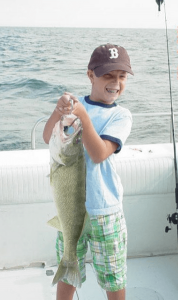 Lake Erie Fishing Charter in Vermilion OH