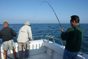 fishing with lucky duck charters