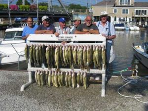 group fishing in vermilion oh