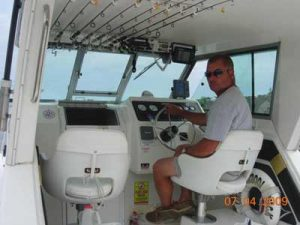 Fishing Charter Captain Rick Comstock